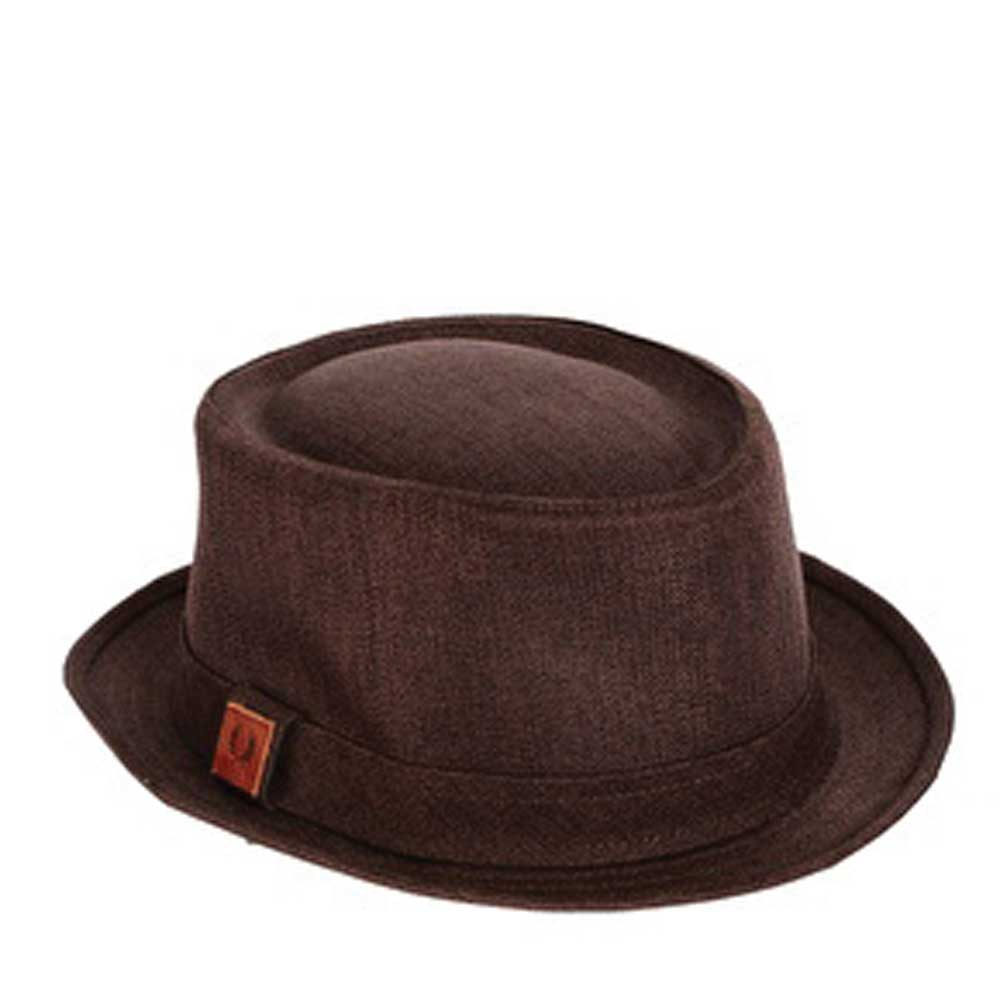 Fred Perry Pork Pie Hat