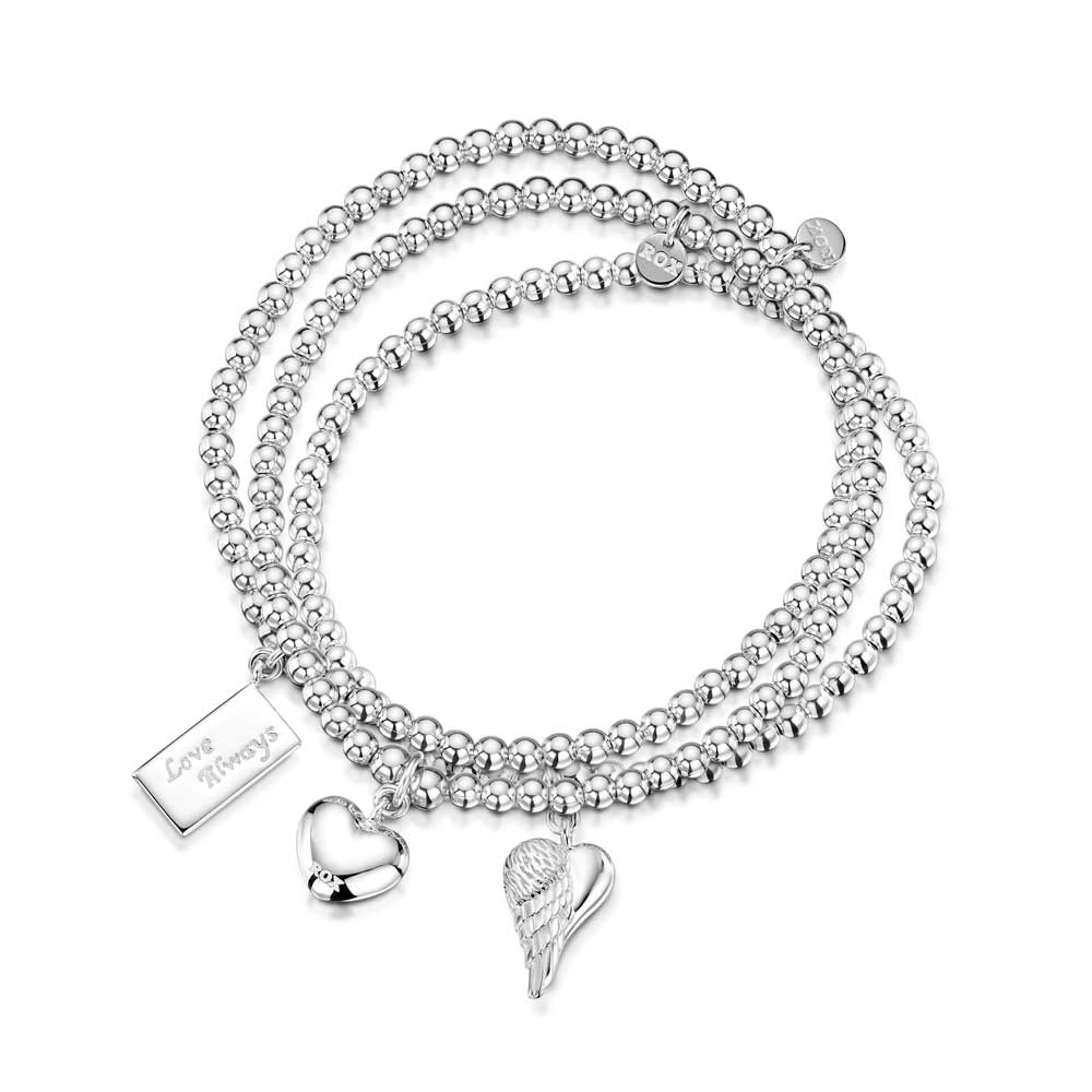 ROX Classic Silver Bracelets