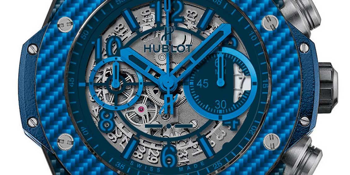 AW15 Men's Luxury Watch Edit