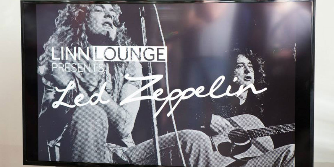 Linn Lounge - Led Zeppelin