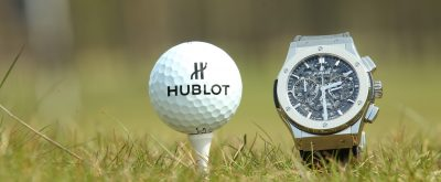 Hublot and Golf Ball