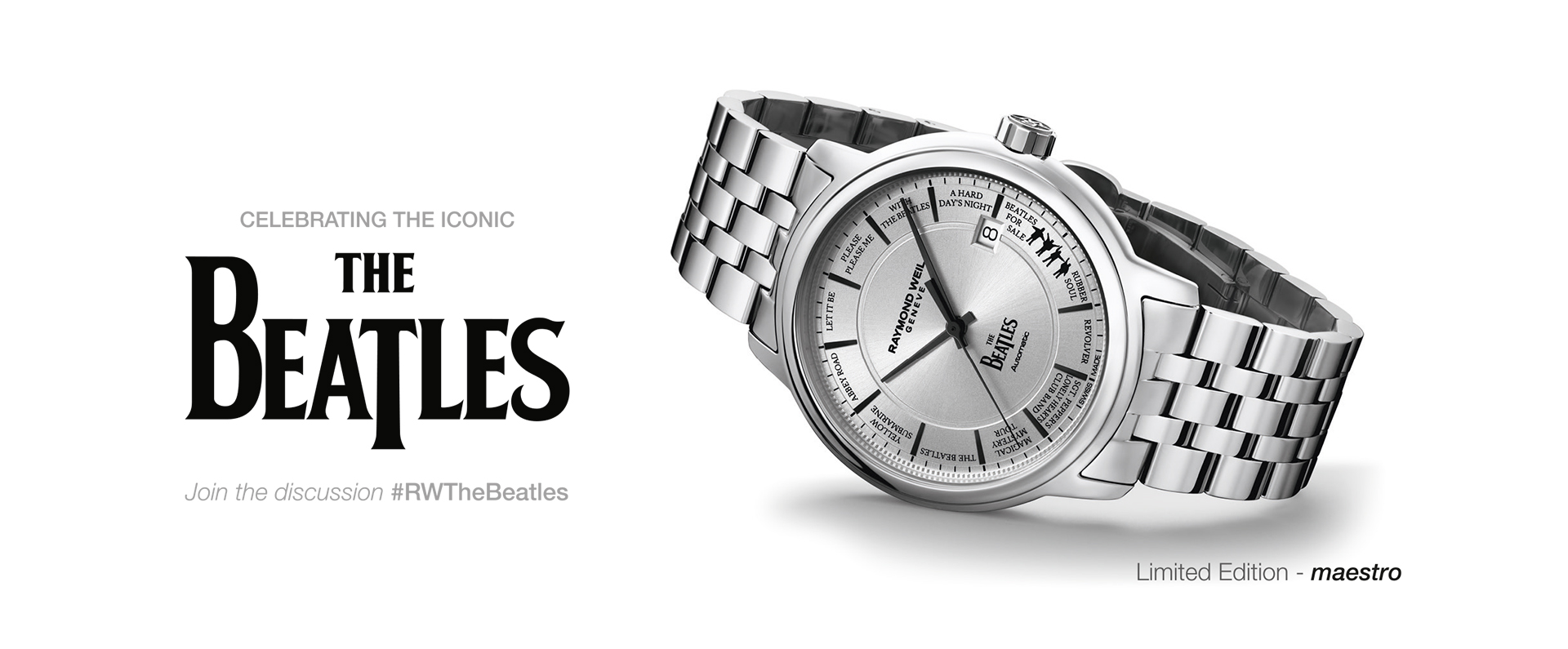 The Beatles Limited Edition Maestro Watch