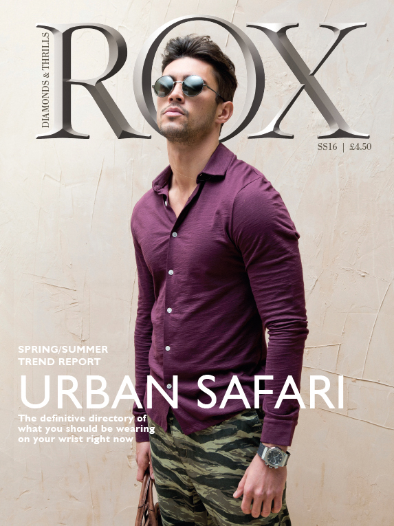 ROX Man Cover