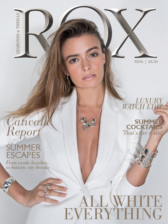 ROX Woman Cover