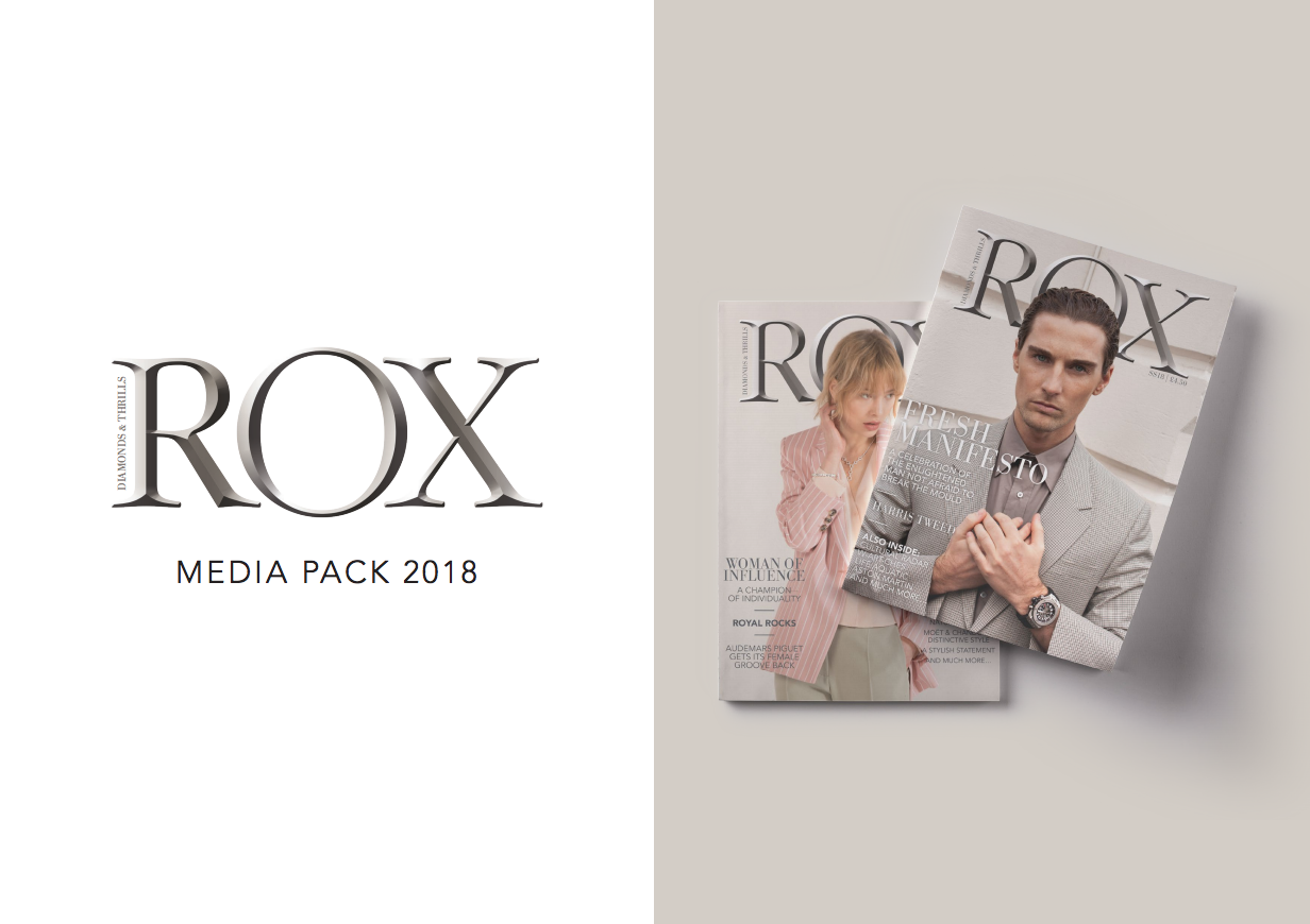 ROX Magazine Media Pack AW2018