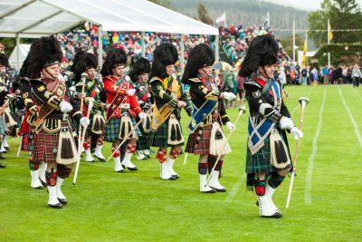 Hublot Braemar Royal Highland Gathering