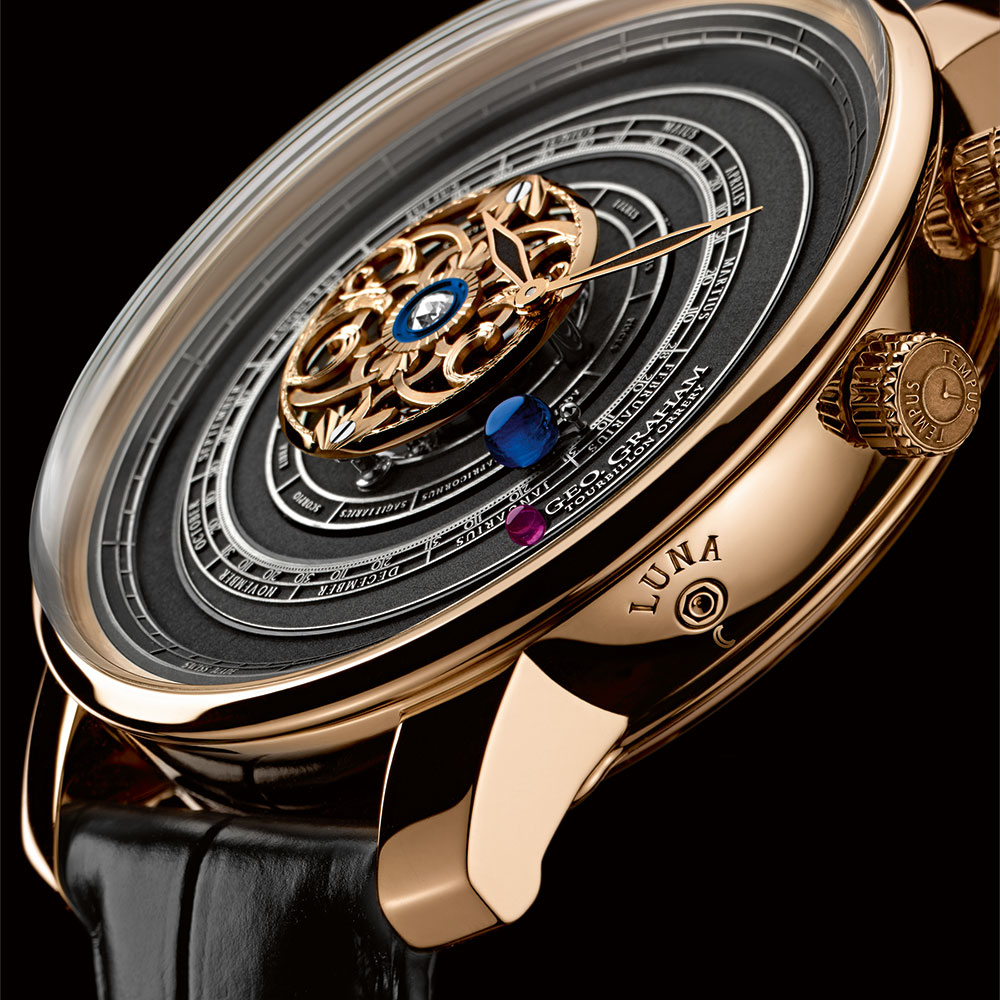 Geo Graham Tourbillon Orrery