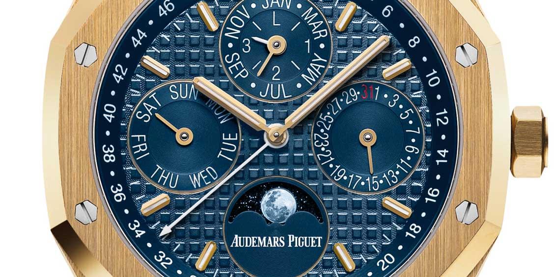 AW16 Men's Luxury Watch Edit