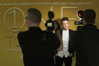 ROX presents Raymond Weil One to Watch, Glasgow Argyll Arcade  Pictures: Julie Howden