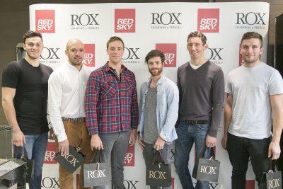ROX PRESENTS... POST RIO REDSKY