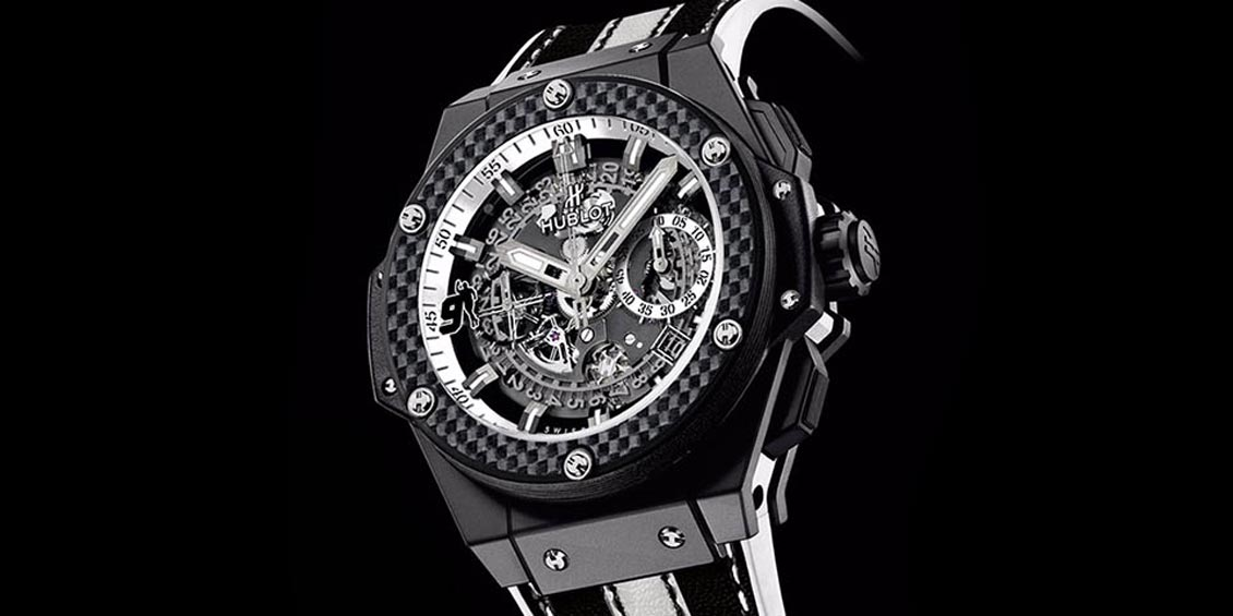 Hublot Alan Shearer Auction