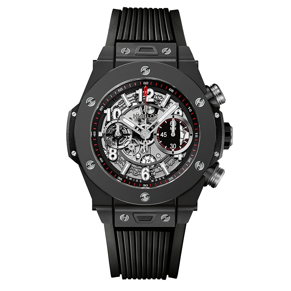 Hublot Big Bang Unico Black Ceramic Watch