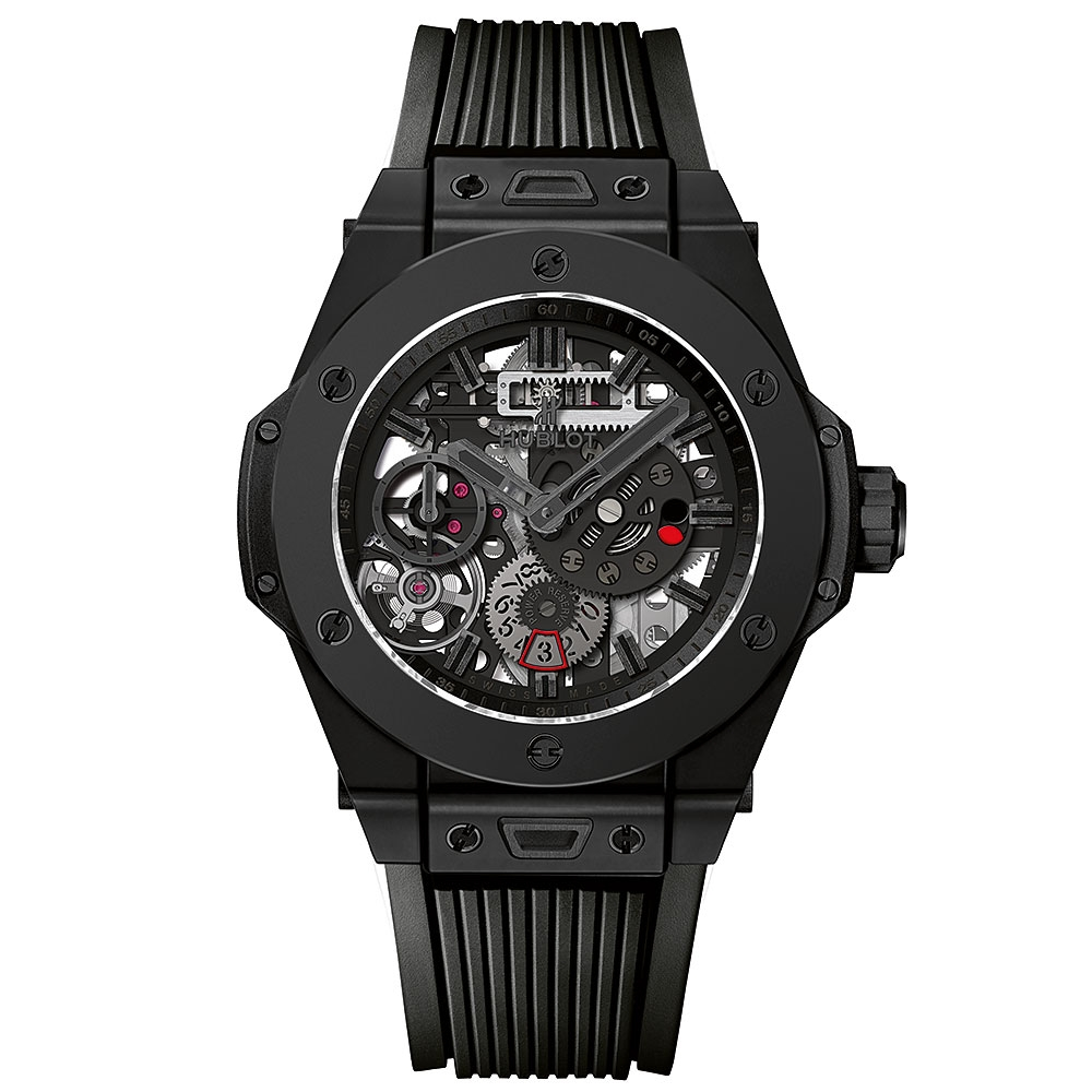 Hublot Big Bang Meca-10 All Black Watch