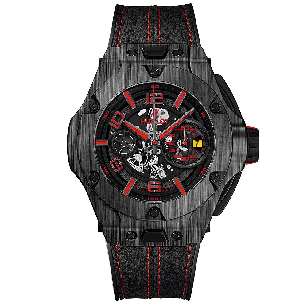 Hublot Big Bang Ferrari Carbon Watch