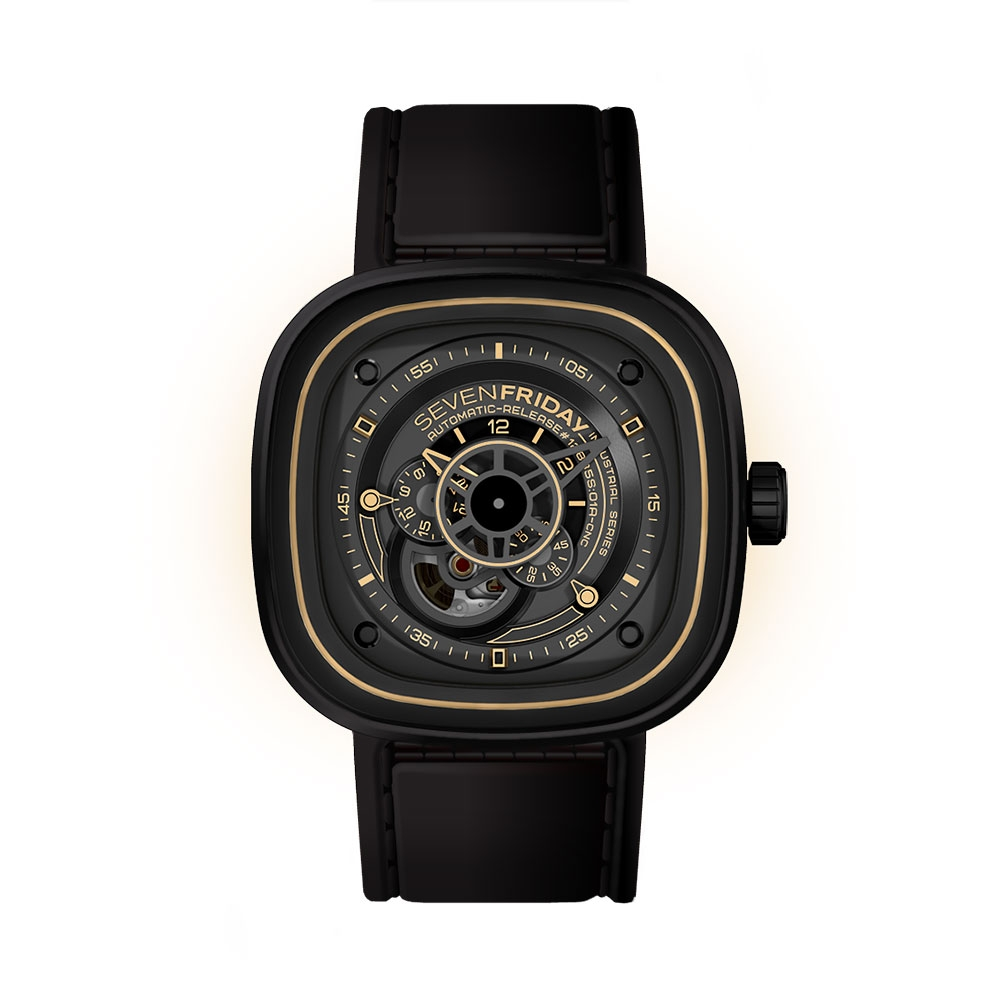 SevenFriday P-Series P2/02 Automatic Watch