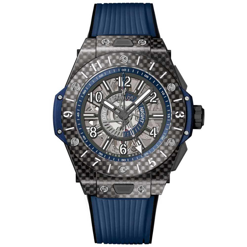 Hublot Big Bang GMT Carbon Watch