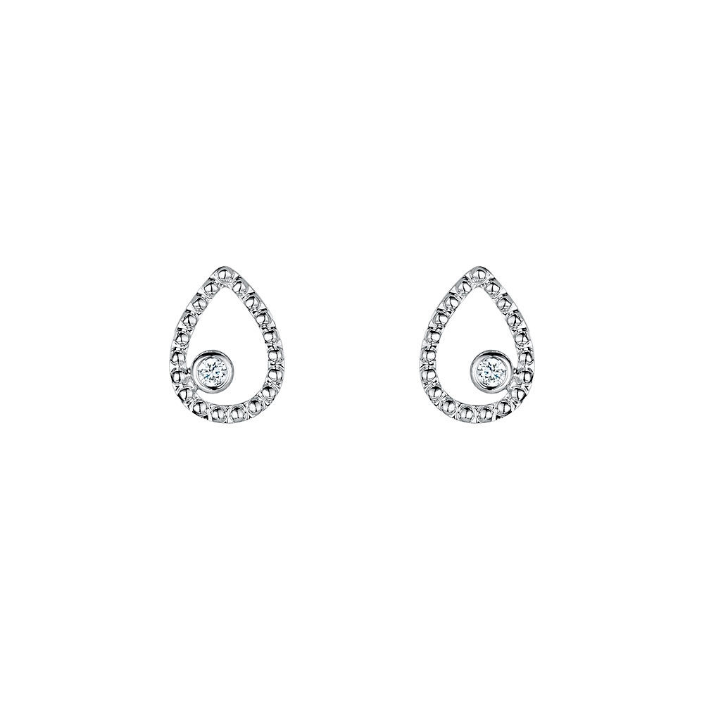 Miss ROX Diamond Earrings