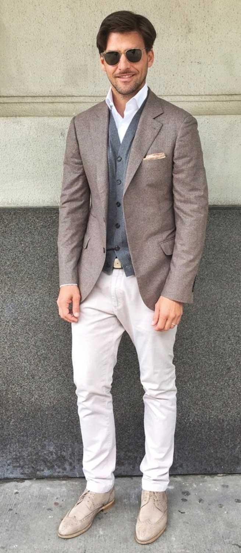 5 Men's Style We Admire - Johannes Heubi