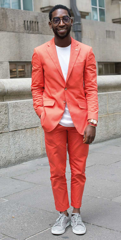 5 Men's Style We Admire - Tinnie Tempah