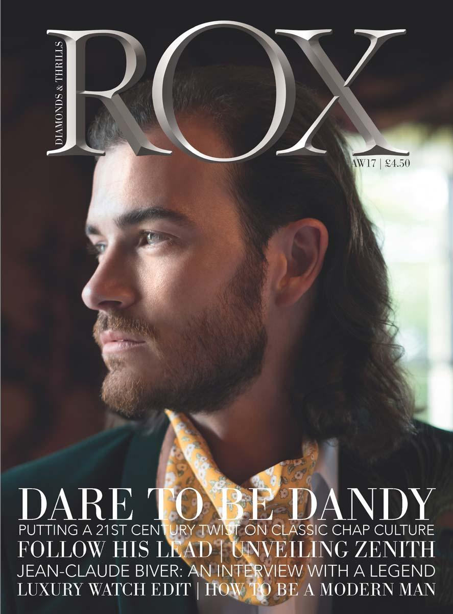 AW17 ROX Man Magazine Cover