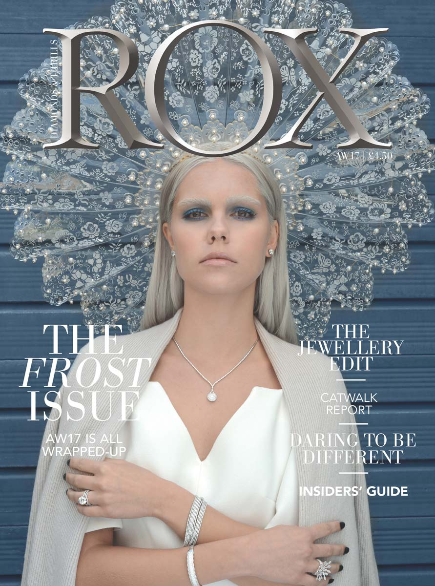 AW17 ROX Woman Magazine Cover - Photography by Bethany Grace