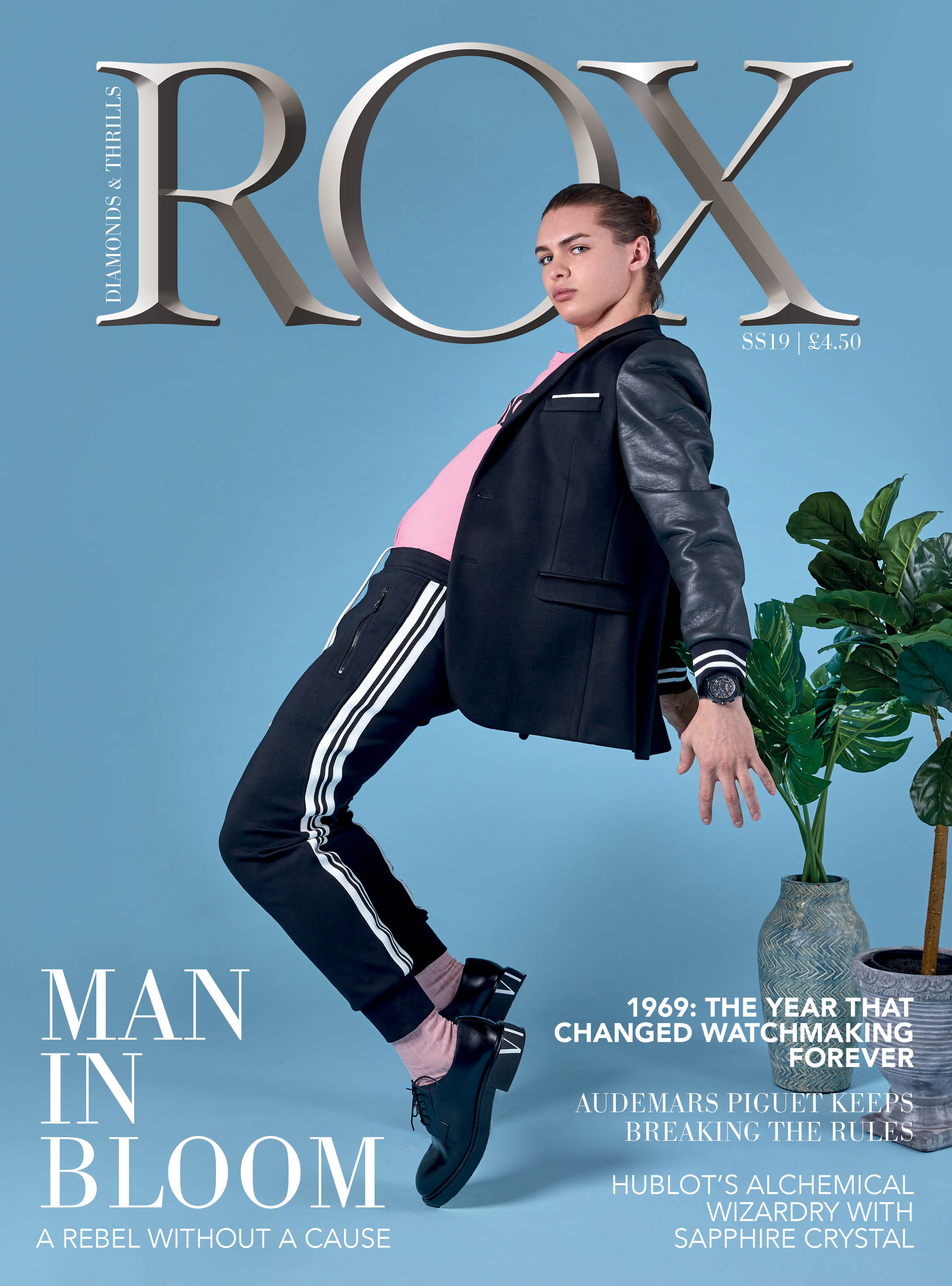 ROX SS19 Man Cover