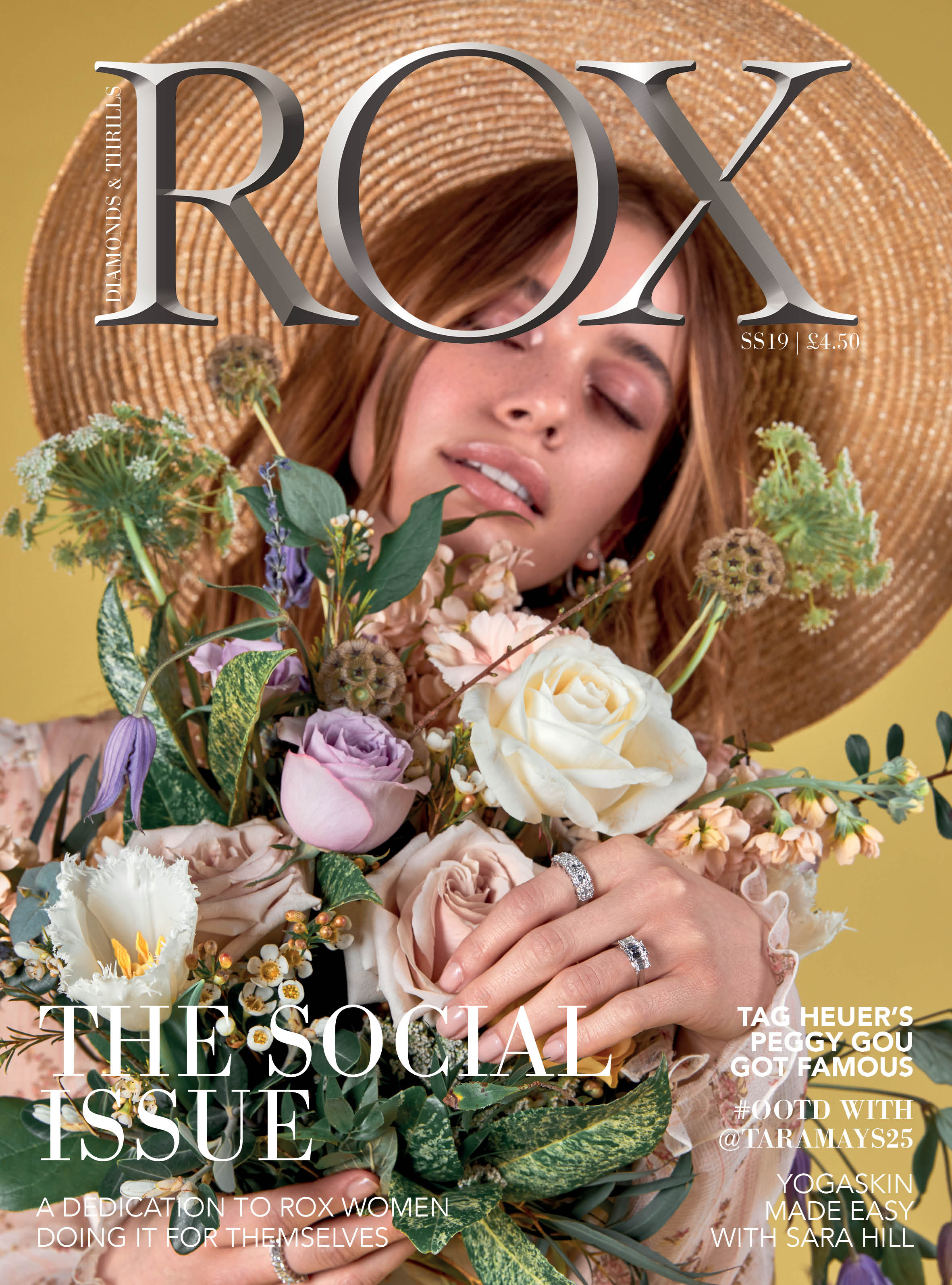 ROX SS19 Woman Cover