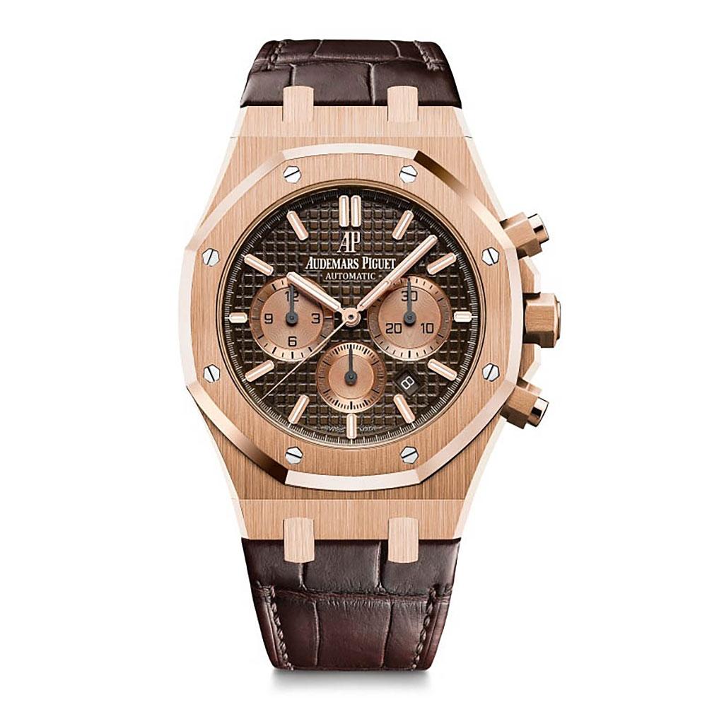 Audemars Piguet Royal Oak Chronograph Watch 26331OR.OO.D821CR.01
