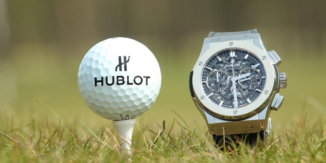 Hublot Golf Cup 2016