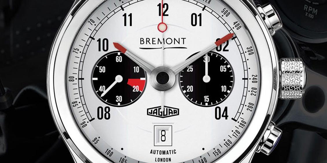Bremont Jaguar MKII