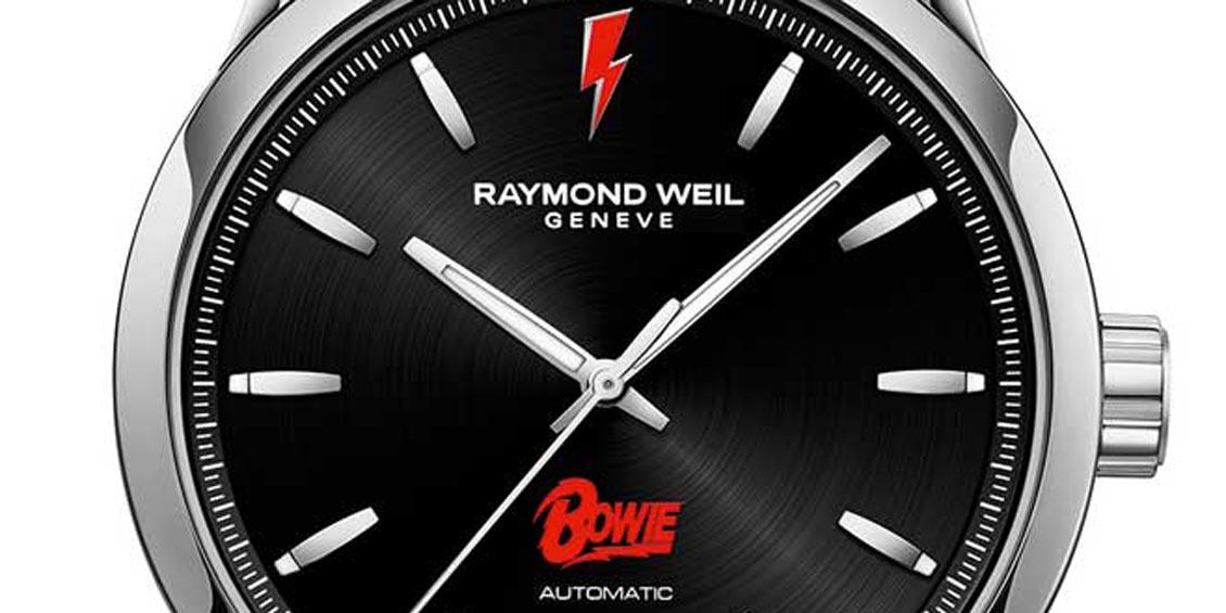 Raymond Weil - David Bowie
