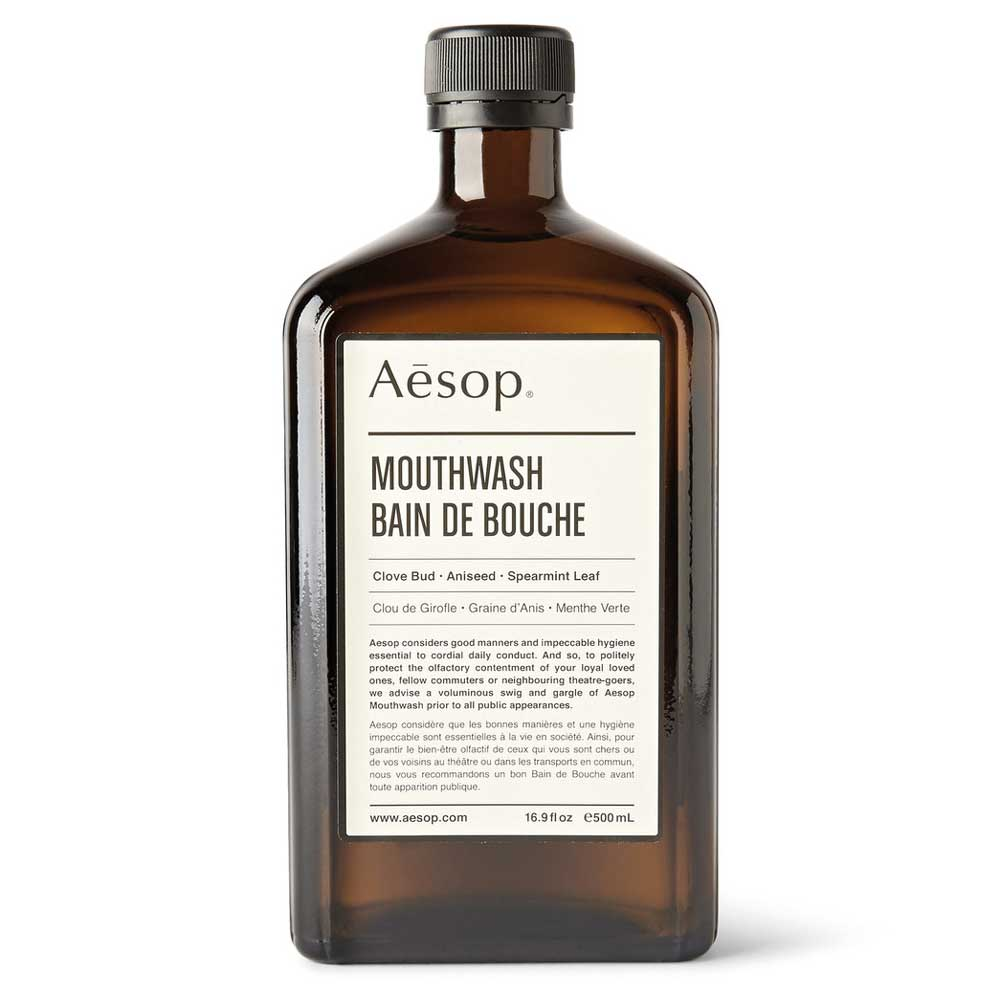 SS17 Male Grooming - Aesop Mouthwash