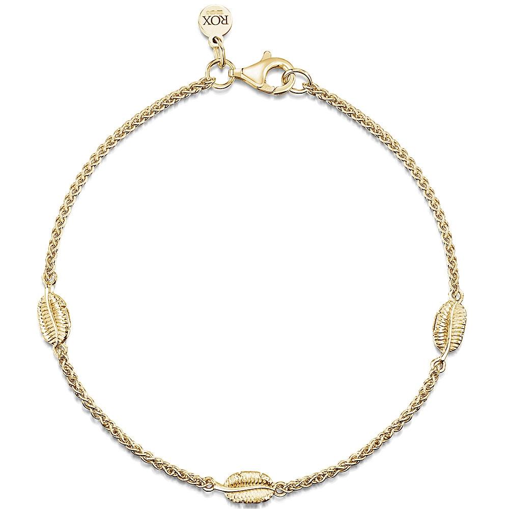 ROX Tiki Yellow Bracelet