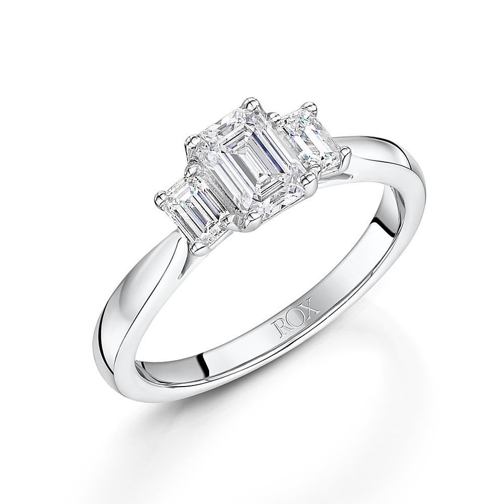 ROX Diamond Ring 1.00cts
