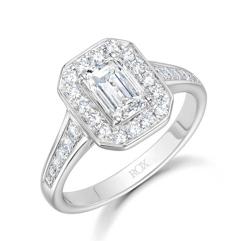ROX Vintage Diamond Ring