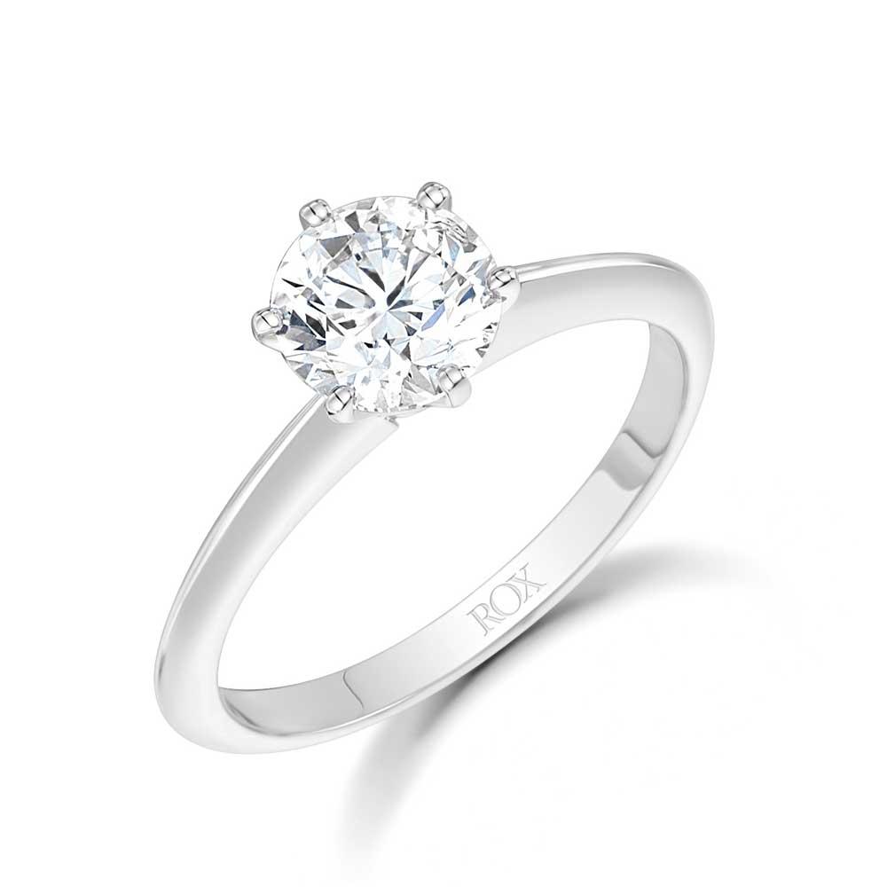ROX Classic Diamond Ring