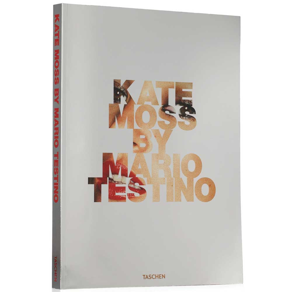 Taschen Kate Moss by Mario Testino Book