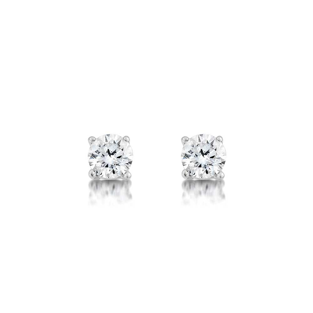 ROX Classic Diamond Earrings 1.00cts