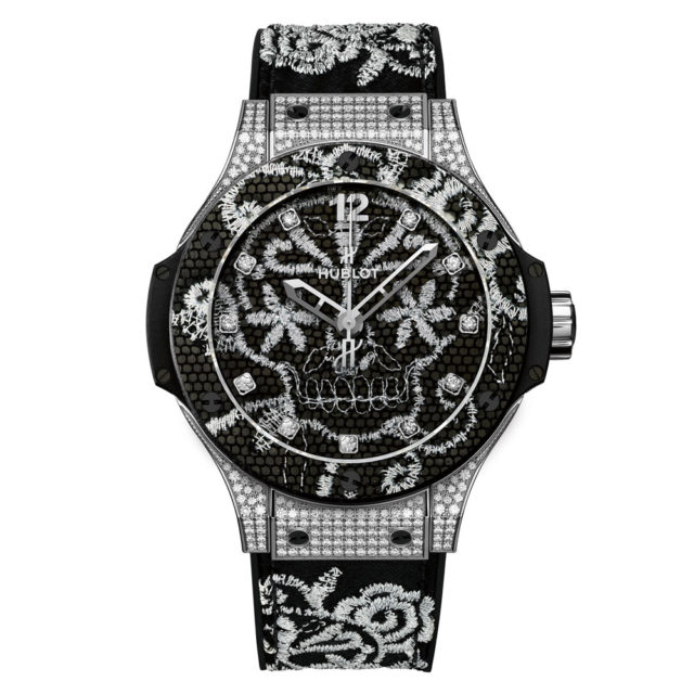 Hublot Broderie Anglaise