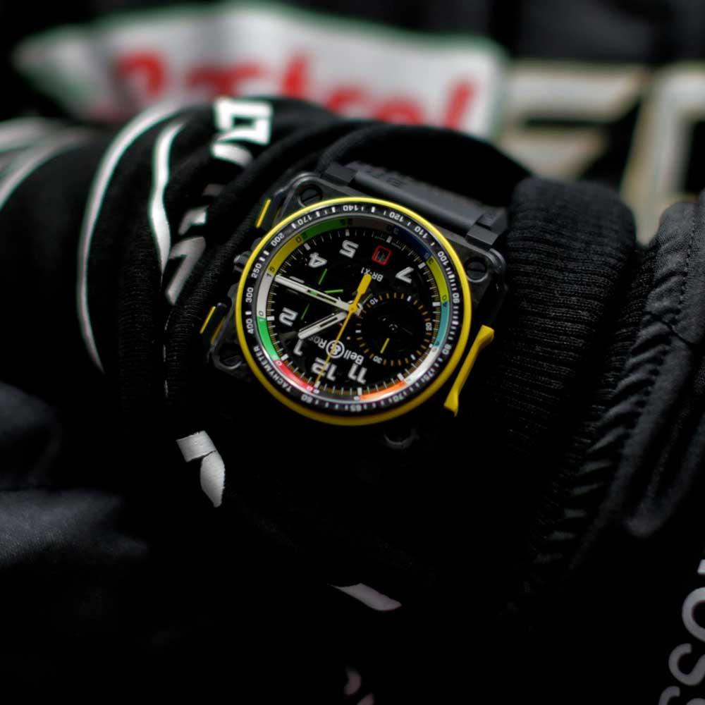 Bell & Ross BR-X1 RS17 Pilot