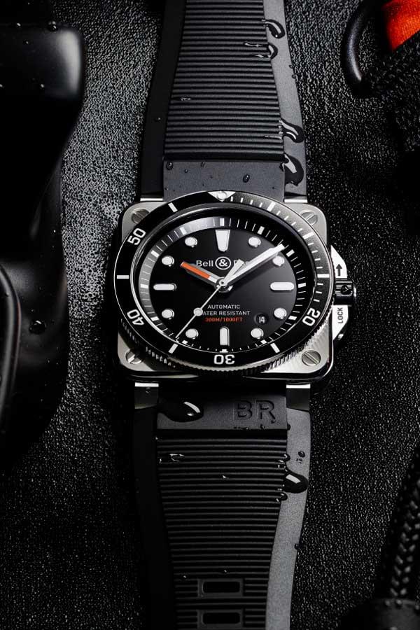 Bell & Ross Diver Watch 42mm