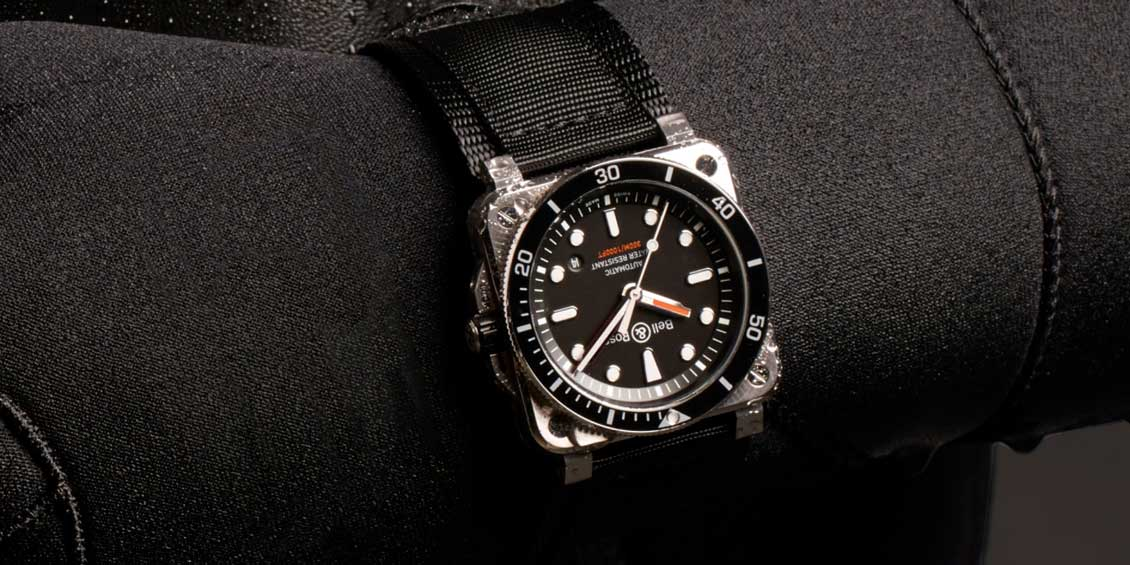Bell & Ross Diver Watch 42mm
