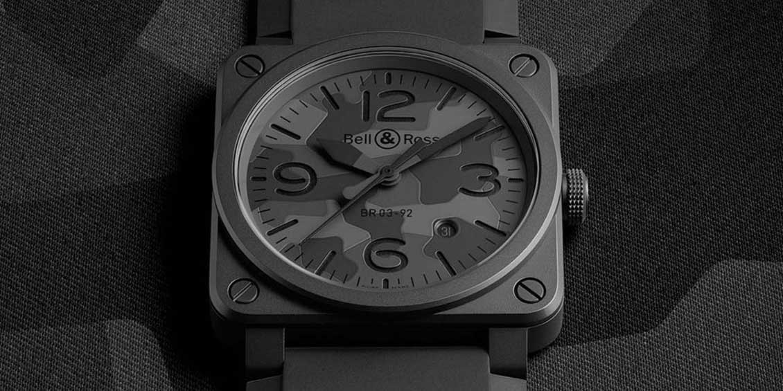 Bell & Ross Camo Watch
