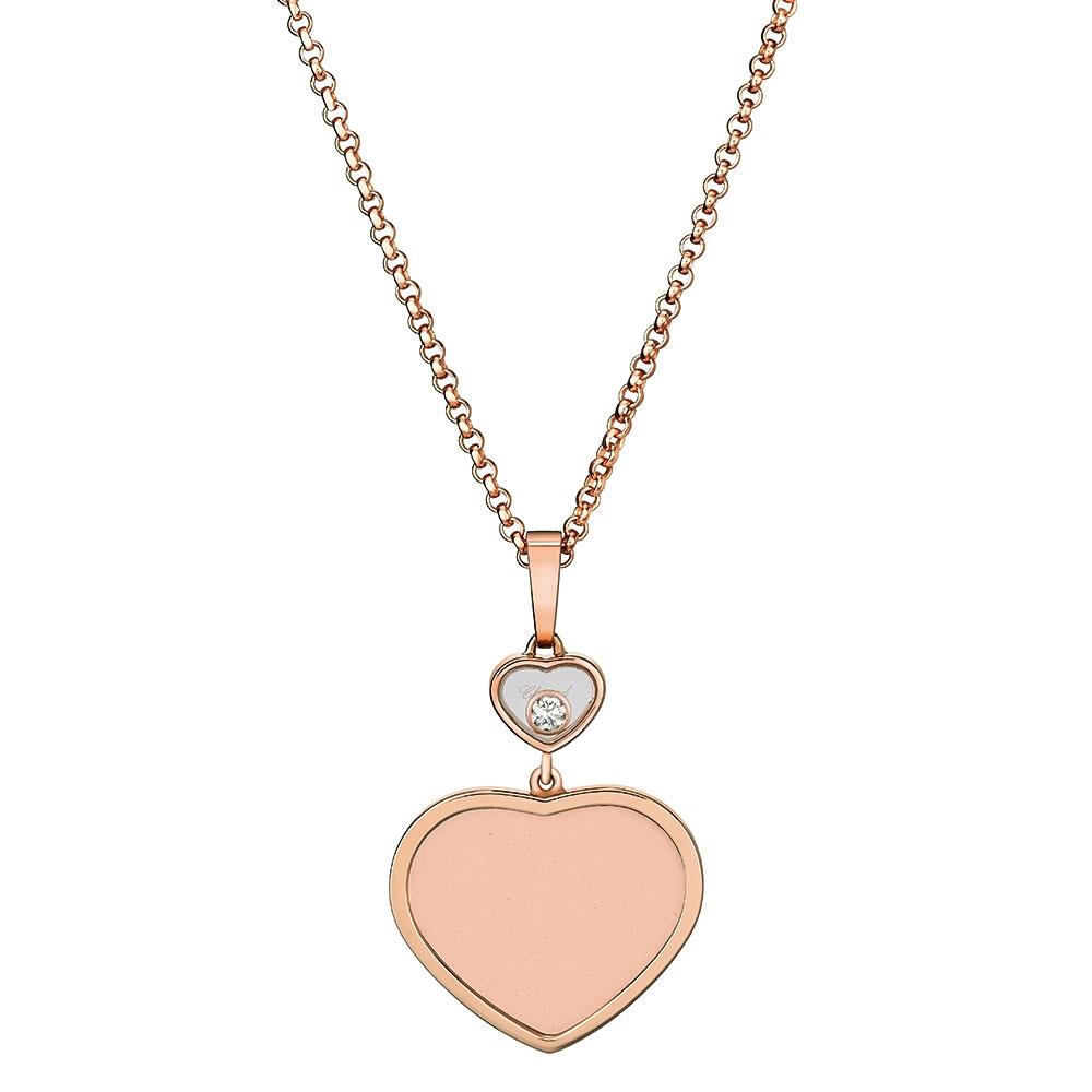 Chopard Happy Diamonds Pendant 0.05cts 797482-5601