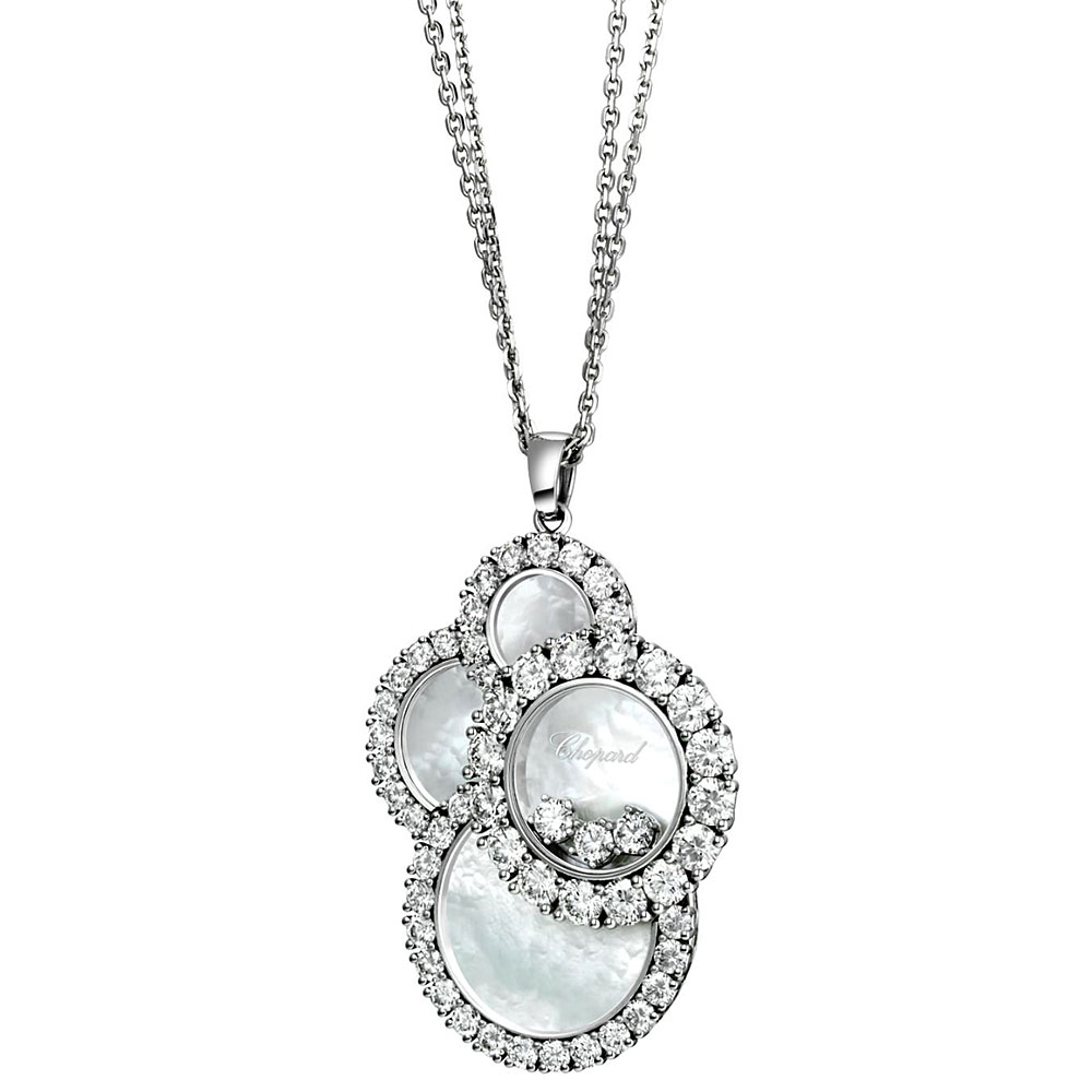 Chopard Happy Diamonds Pendant 4.61cts