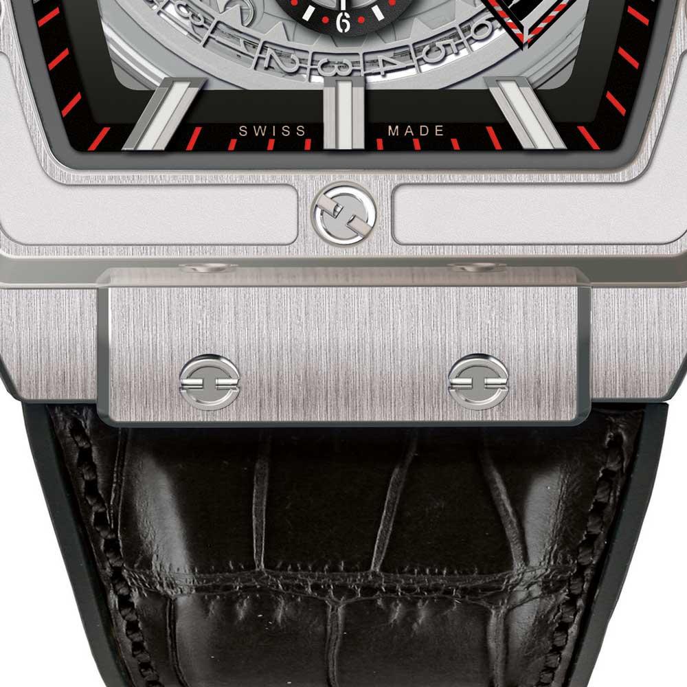 Hublot Spirit of Big Bang Titanium Watch strap