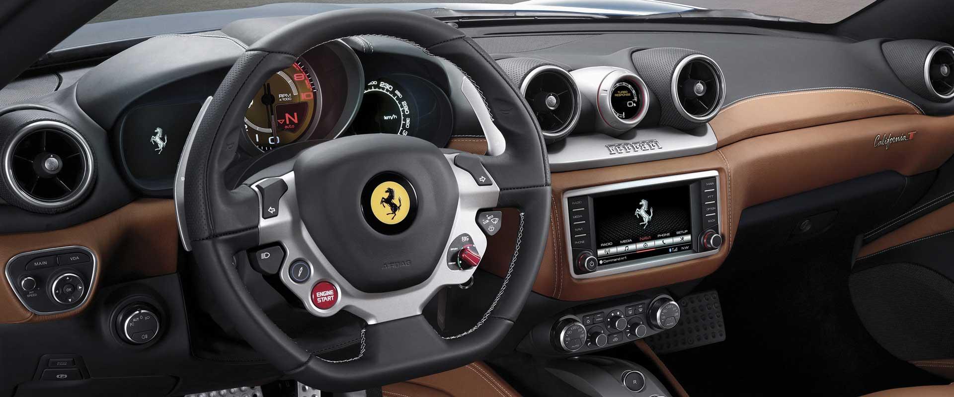 Ferrari California-T