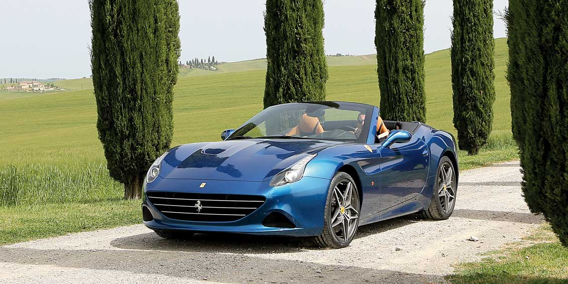 Ferrari California-T