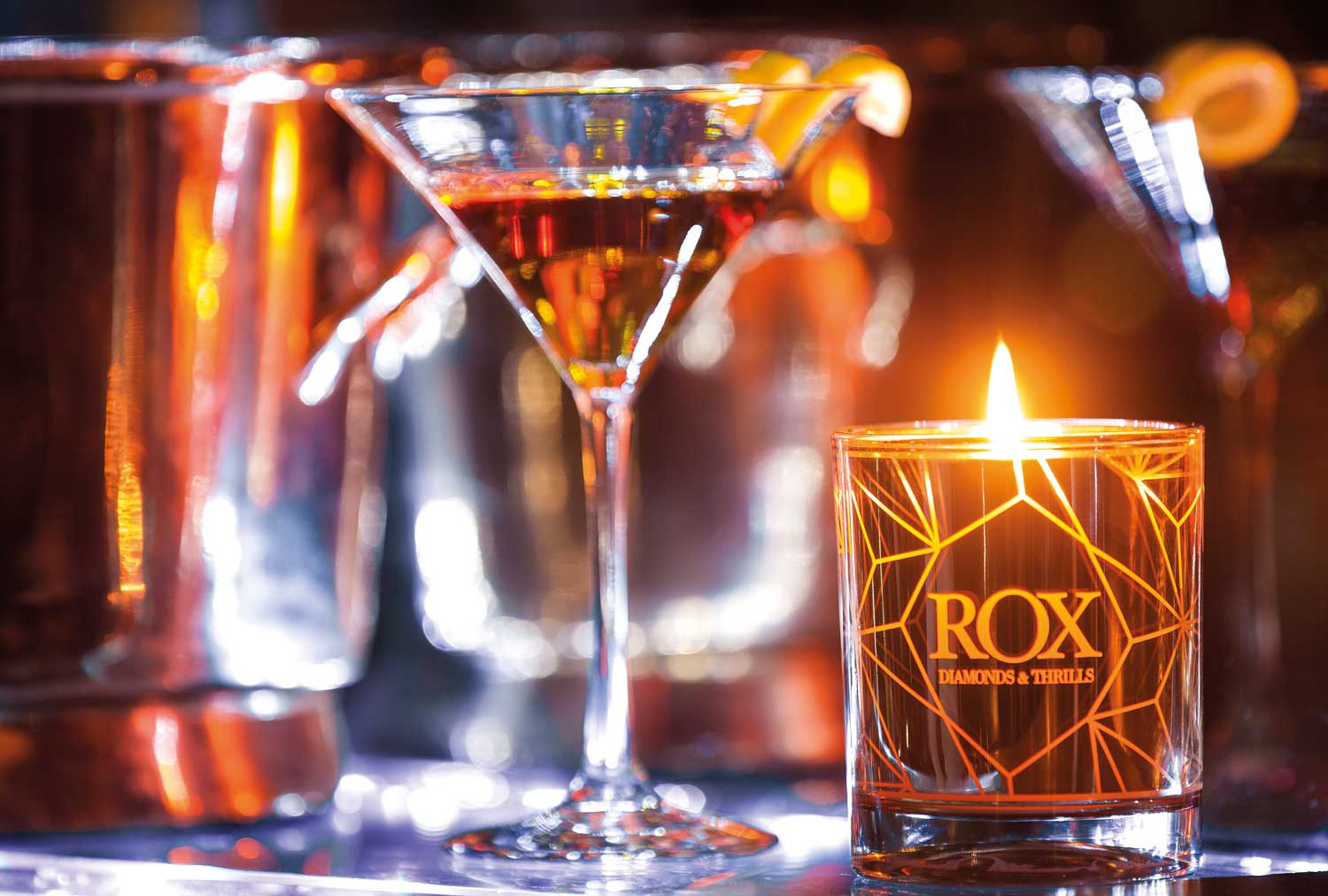 ROX Luxe Candle