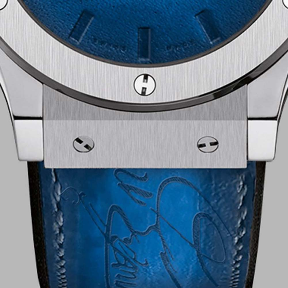 Hublot Classic Fusion Berluti Blue